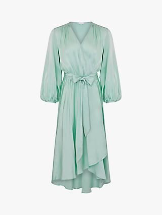 Ghost Aggie Dress, Aqua