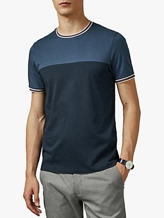 Ted Baker Date Colour Block T-Shirt