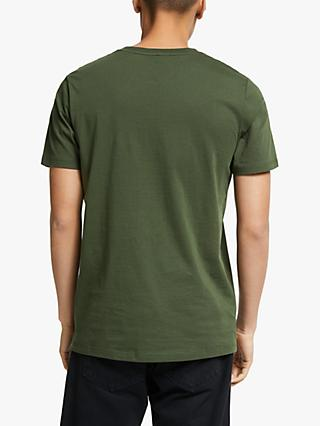 FAGUO Cotton Bicycle Tee, Green