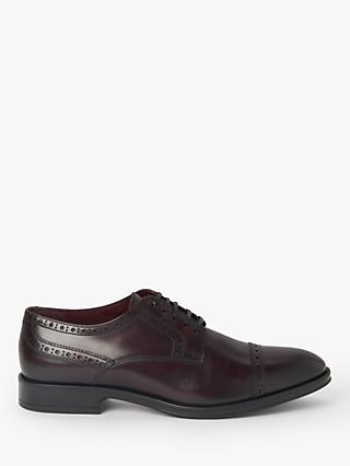 John Lewis & Partners Antwerp Italian Leather Brogues