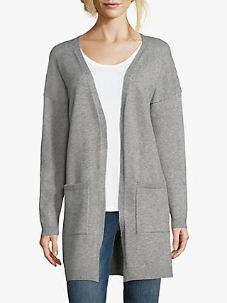 Betty & Co Fine Knit Patch Pocket Cardigan