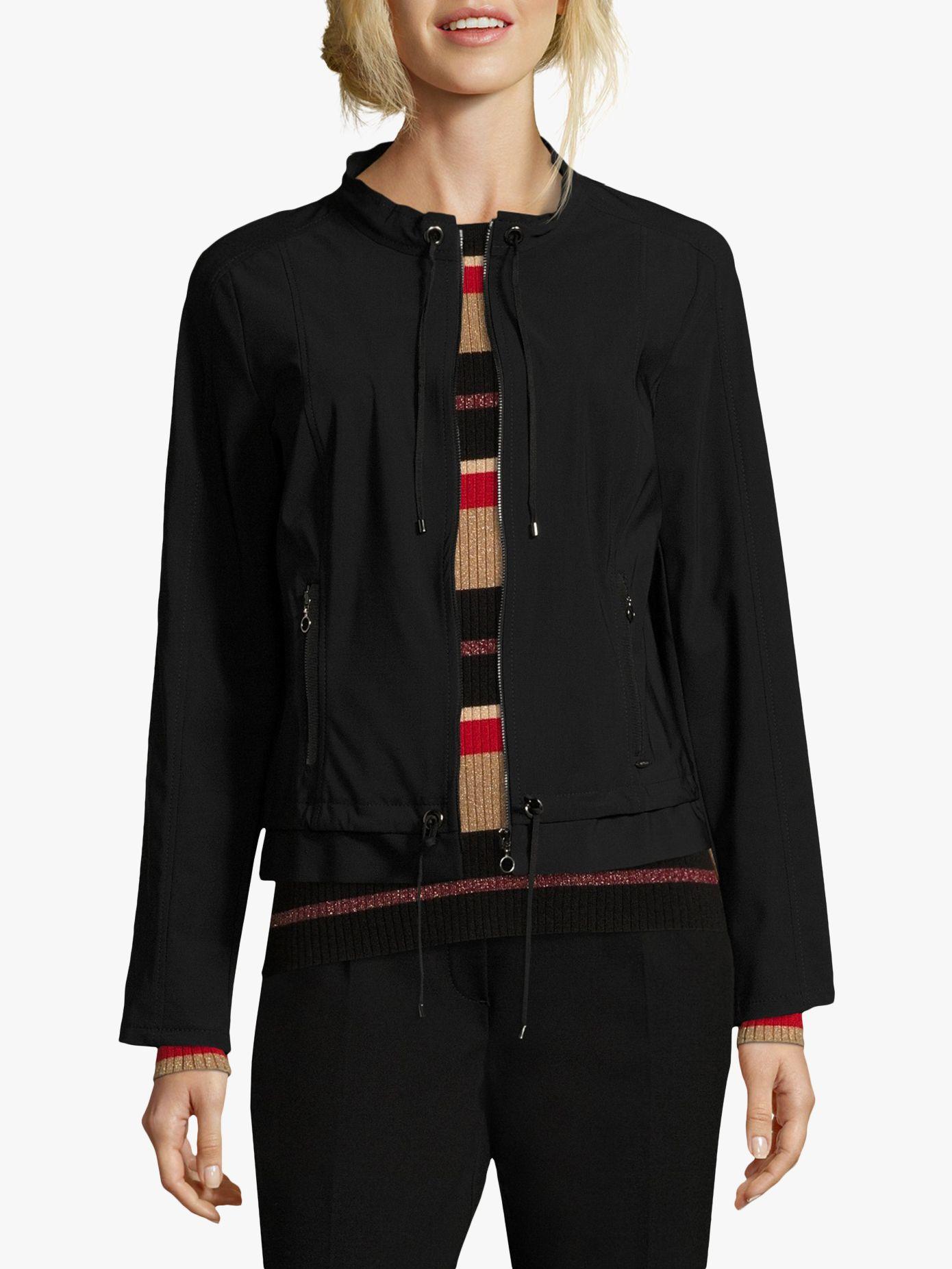 Betty & Co. Betty & Co. Blouson Jacket, Black
