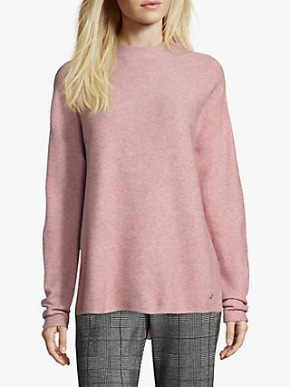 Betty & Co Plain Knit Jumper, Misty Light Rose