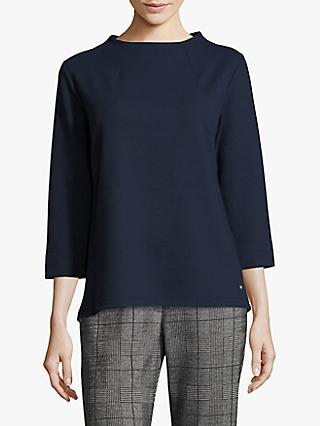 Betty Barclay Stretch Top, Navy