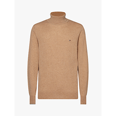Tommy Hilfiger Cashmere Roll Neck Jumper