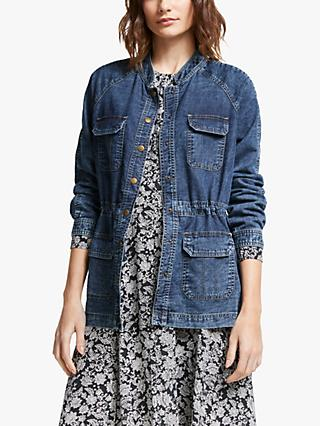 AND/OR Alanis Denim Jacket, Blue