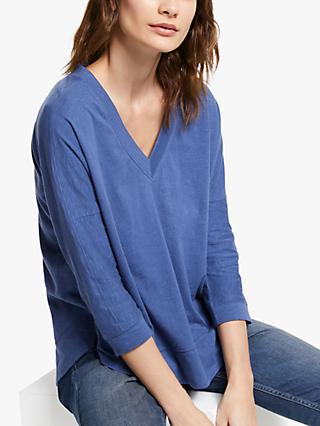 AND/OR Slouchy V-Neck T-Shirt