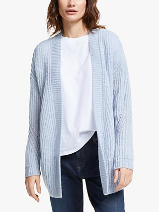 AND/OR Carrie Cardigan, Pale Blue