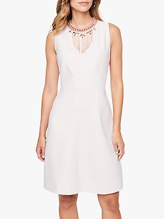 Damsel in a Dress Nella Beaded Dress, Blush