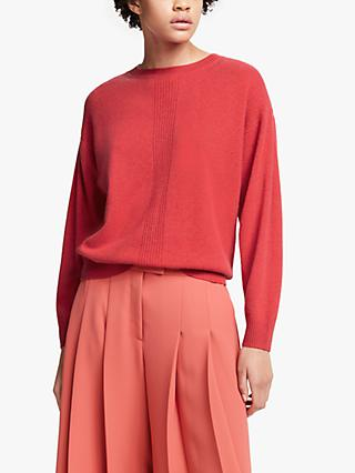 John Lewis & Partners Cashmere Batwing Sweater