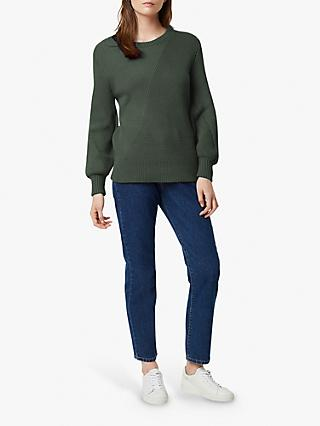 French Connection Yasmina Mozart Crew Neck Jumper