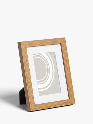 House by John Lewis Photo Frame & Mount