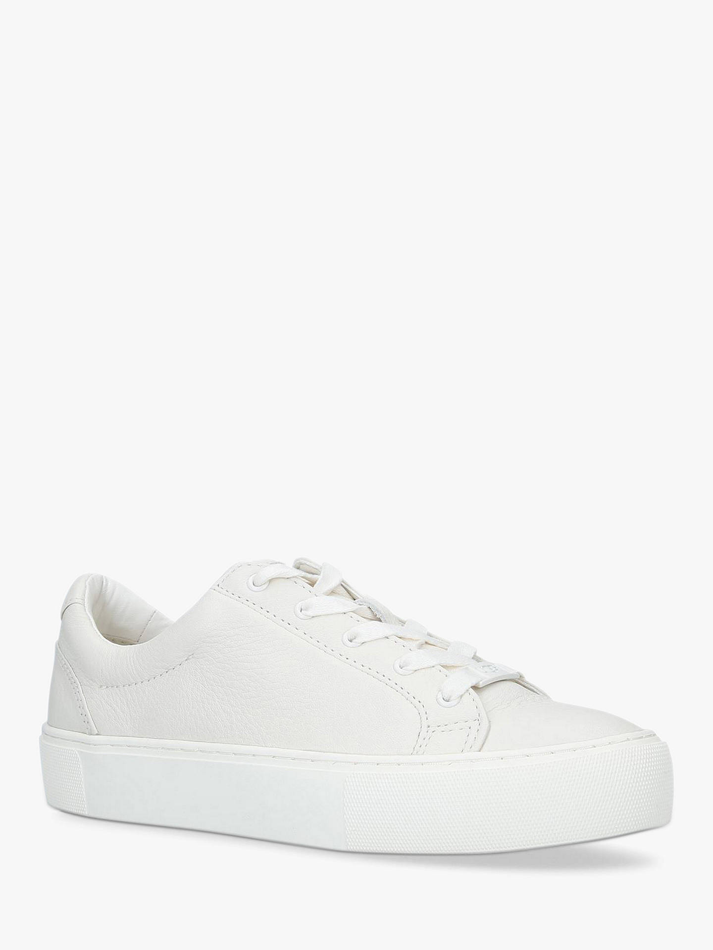 ec6a58cb368 UGG Zilo Leather Lace Up Trainers