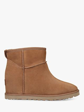 UGG Classic Femme Mini Sheepskin Ankle Boots