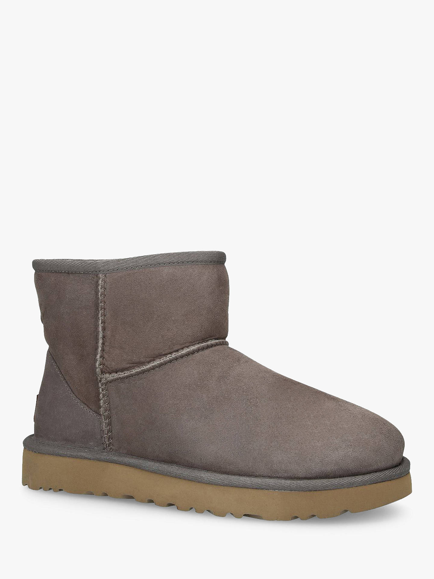 f8632b84651 UGG Classic II Mini Sheepskin Ankle Boots, Natural Taupe