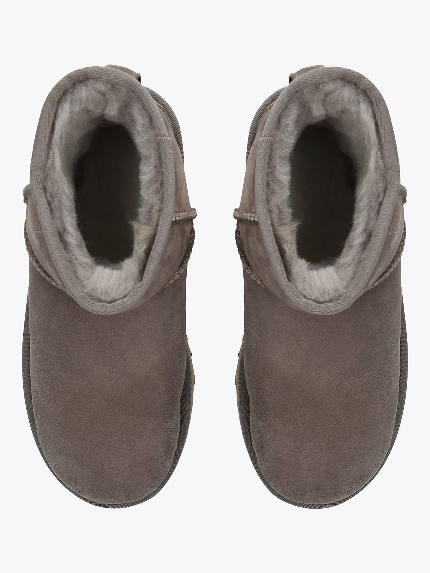 2c045d8fee6 UGG Classic II Mini Sheepskin Ankle Boots, Natural Taupe