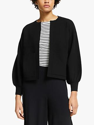 John Lewis & Partners Edge To Edge Jacket