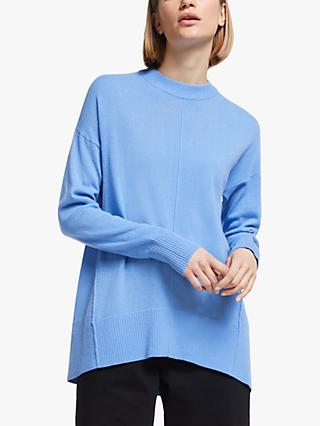 Kin Elliptical Hem Jumper
