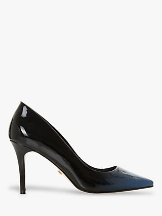 Dune Ammbre Patent Court Shoes