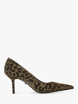 Dune Alexander Stilleto Heel Court Shoes