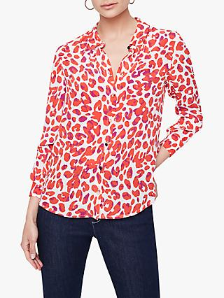 Damsel in a Dress Urban Leopard Blouse