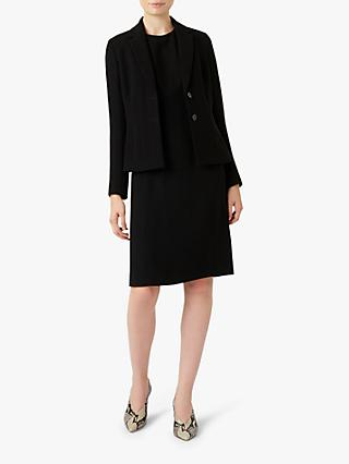 Hobbs Kiera Tailored Blazer, Black