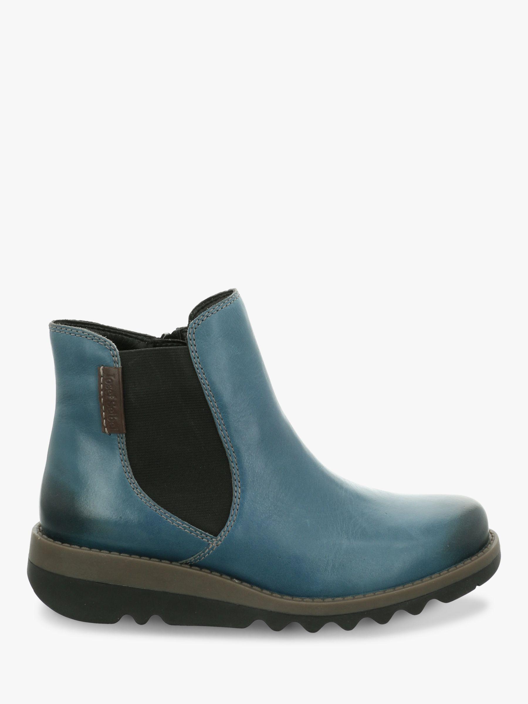 Josef Seibel Josef Seibel Lina 5 Leather Ankle Boots