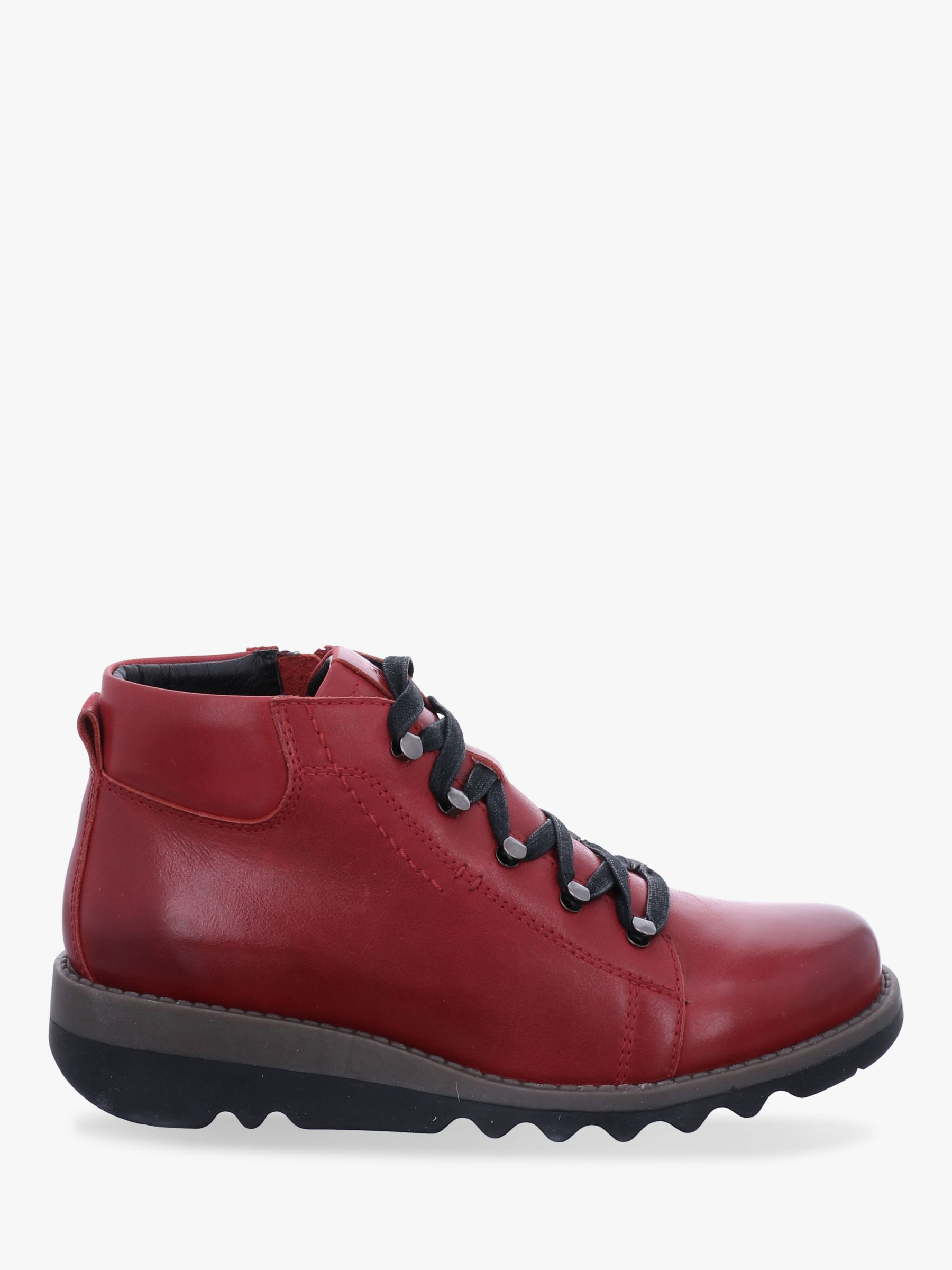 Josef Seibel Josef Seibel Lina 9 Leather Ankle Boots