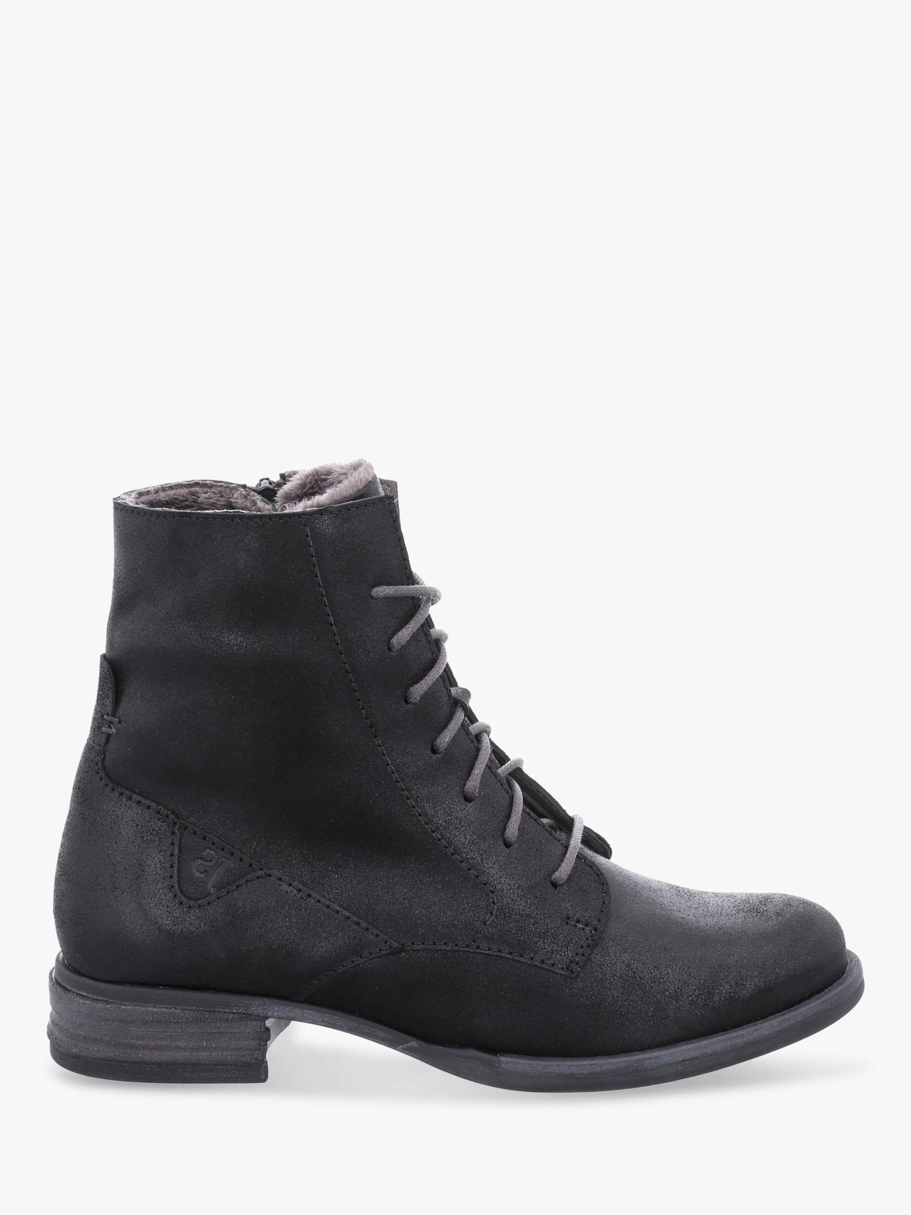 Josef Seibel Josef Seibel Sanja 1 Leather Ankle Boots