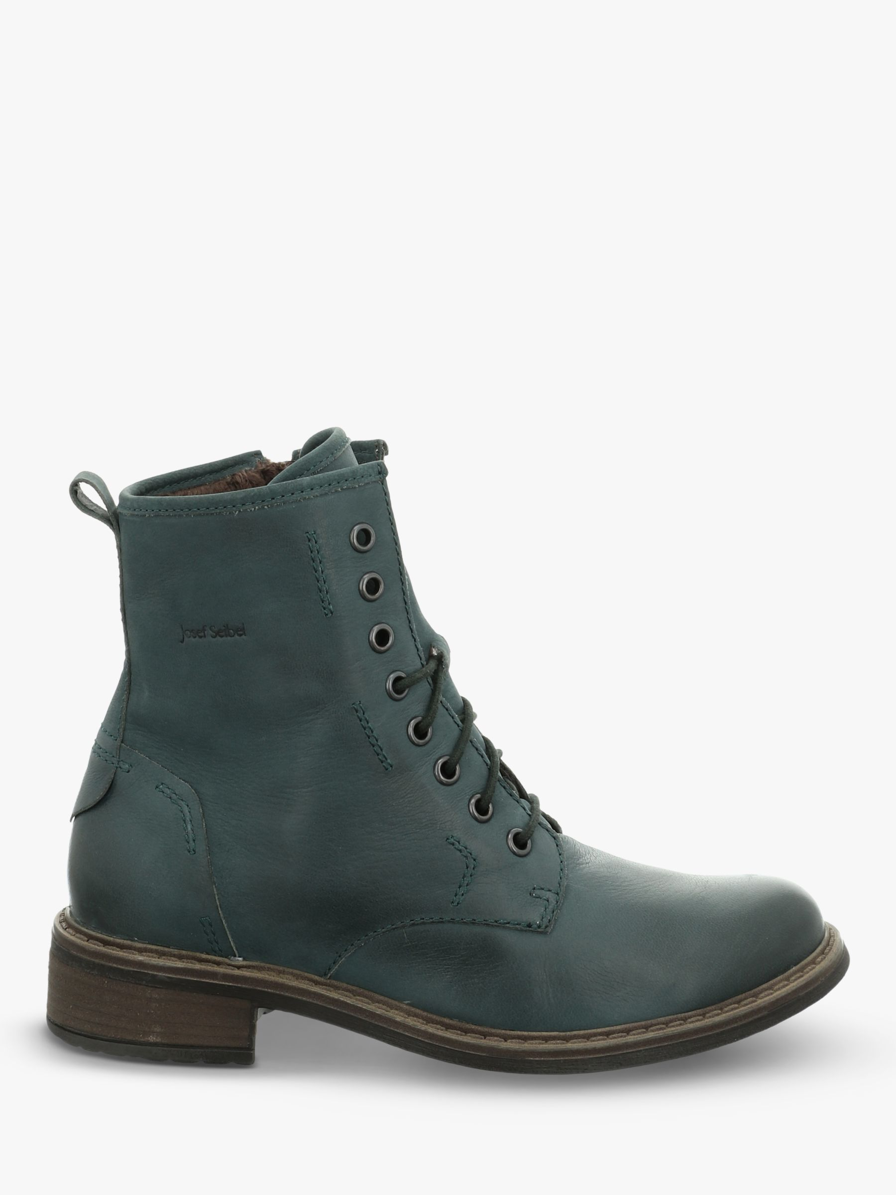 Josef Seibel Josef Seibel Selena 06 Leather High Ankle Boots