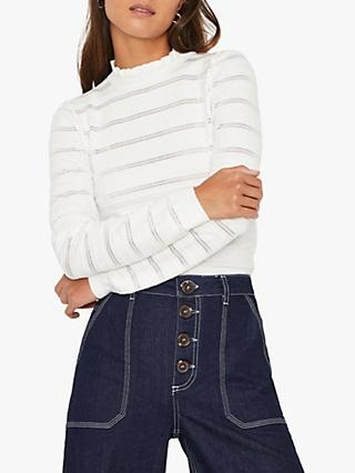 Warehouse Ruffle Detail Jumper