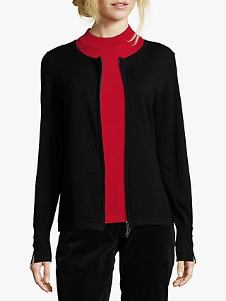 Betty Barclay Fine Knit Cardigan, Black