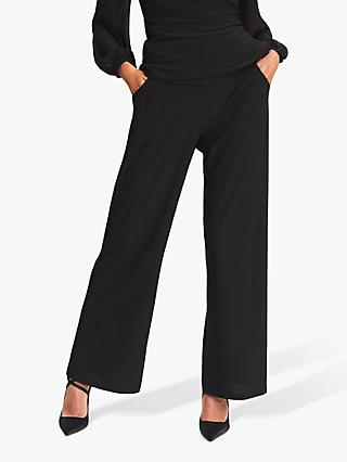 Phase Eight Corinne Trousers, Black