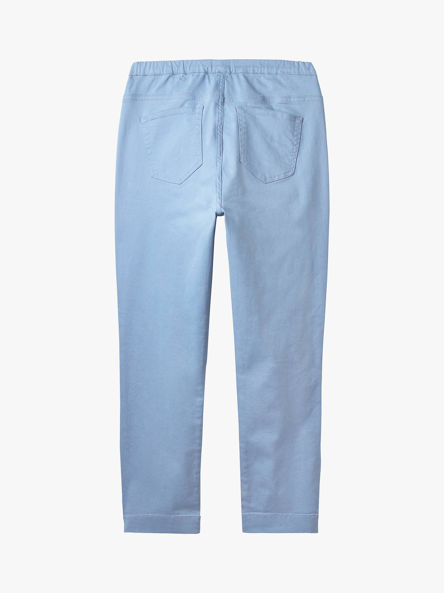 Buy White Stuff Jade Cropped Jeggings, Daytime Blue, 8 Online at johnlewis.com