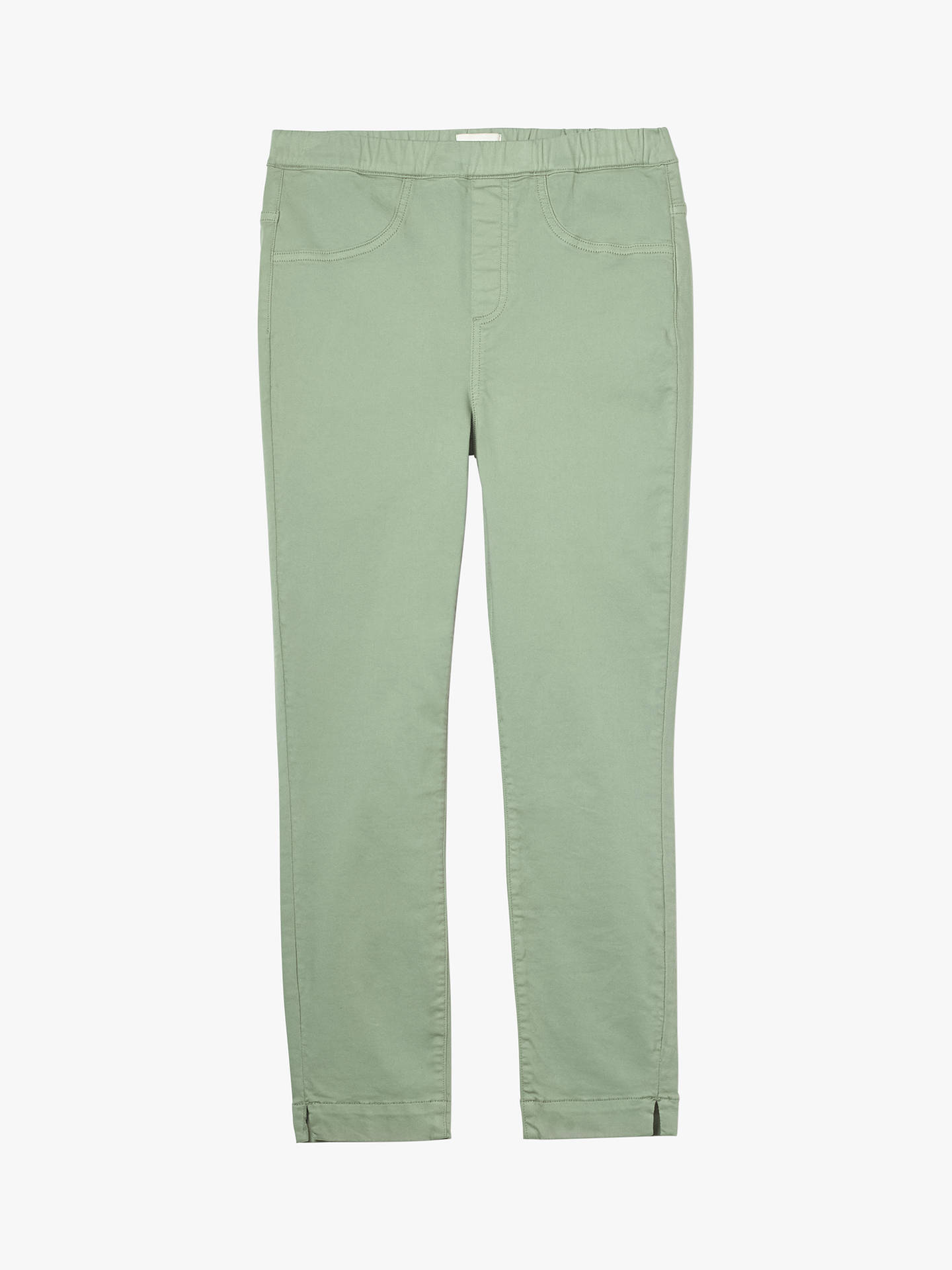 Buy White Stuff Jade Cropped Jeggings, Yosemtie Green, 8 Online at johnlewis.com