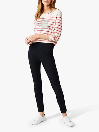 White Stuff Upton Super Skinny Jeans, Charcoal
