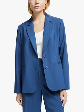 John Lewis & Partners Slim Two Button Jacket