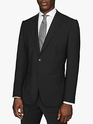Reiss Hope Tailored Fit Suit Jacket, Black