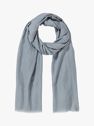 Jigsaw Merino And Silk Pashmina Scarf