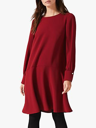 Phase Eight Lara Swing Dress, Madiera