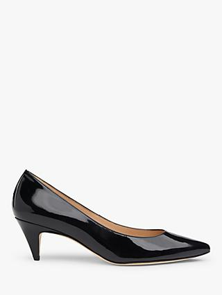 L.K.Bennett Pawla Court Shoes, Black