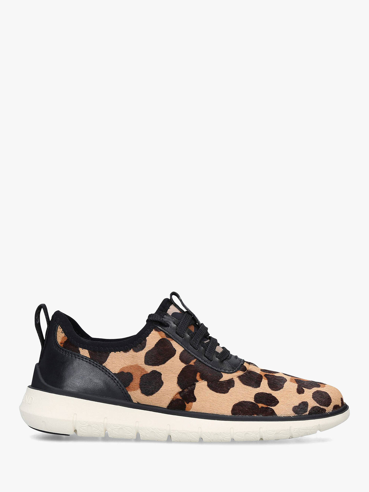 Cole Haan Zero Grand Leopard Trainers, Multi by Cole Haan
