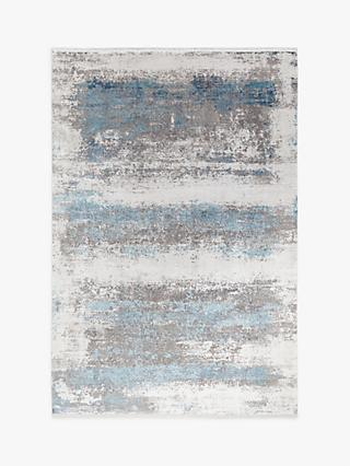 Gooch Luxury Distressed Ombré Rug