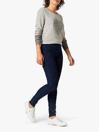 White Stuff Jade Jeggings, Denim
