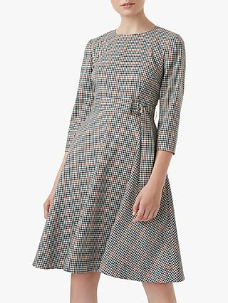 Hobbs Francesca Dress, Multi
