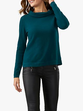 Pure Collection Cashmere Bardot Jumper