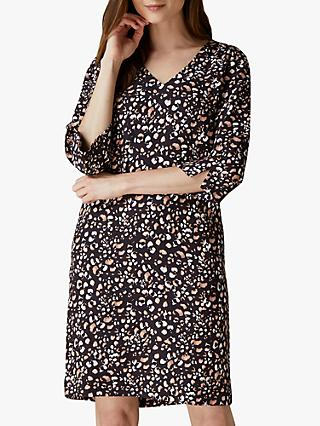 Jaeger Ditsy Animal Dress, Multi