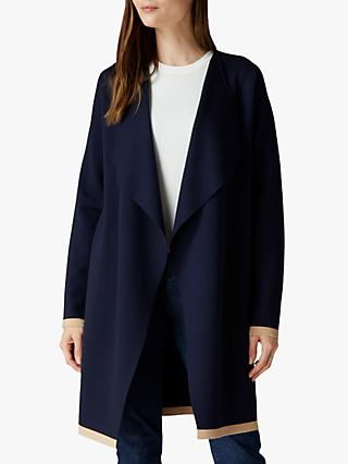 Jaeger Tipped Longline Cardigan