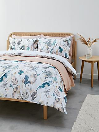 John Lewis & Partners Aralia Duvet Cover Set, Multi