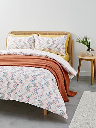 John Lewis & Partners Cali Duvet Cover Set